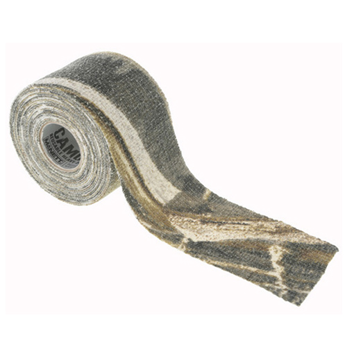 Mcnett Reusable Heavy-Duty Fabric Wrap Camo Form