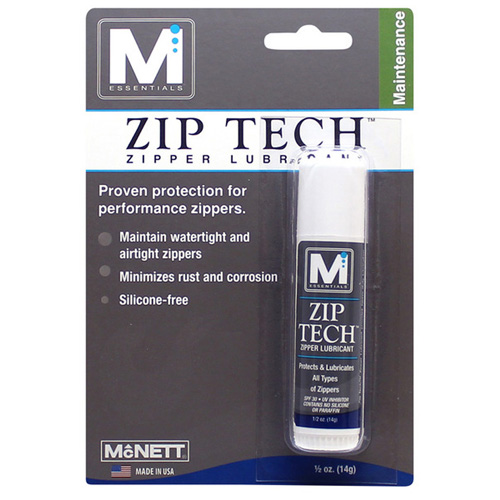 McNett Zip Tech Zipper Lubricant