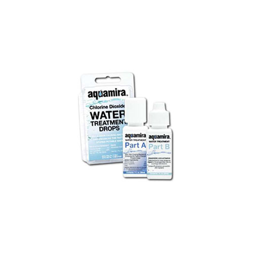 McNett Aquamira Water Treatment