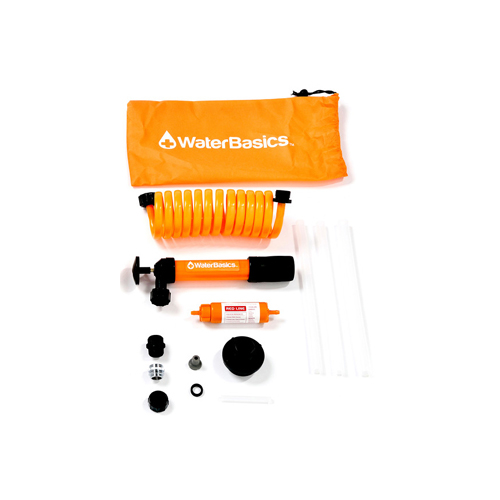 McNett WaterBasics Emergency Pump and Filter Kit