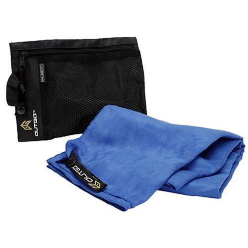 McNett Outgo Large Cobalt Microfiber Towel