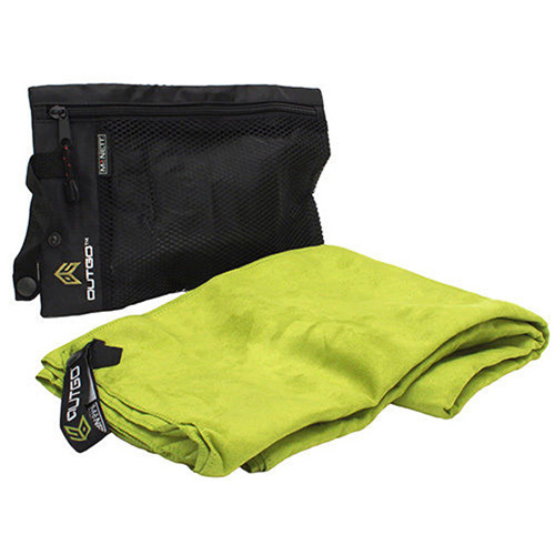 McNett Outgo Large OG Green Microfiber Towel