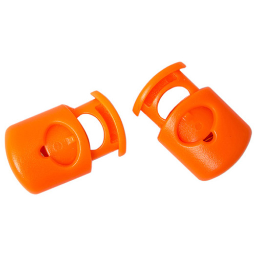 McNett Ellipse Toggles Blaze Orange Replacement Cord Locks