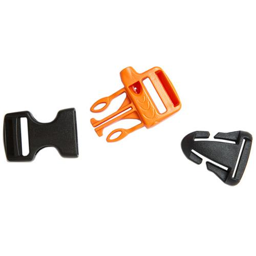 McNett 3/4 Inch Whistle Sternum Strap Buckle Kit