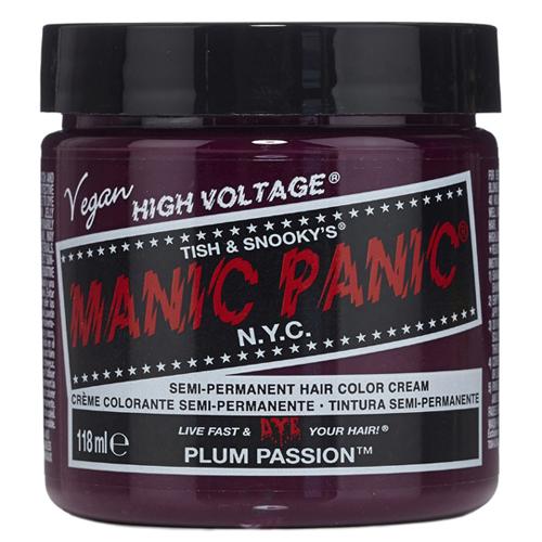 High Voltage Classic Cream Formula Plum Passion Hair Color