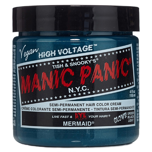 High Voltage Classic Cream Formula Mermaid Hair Color