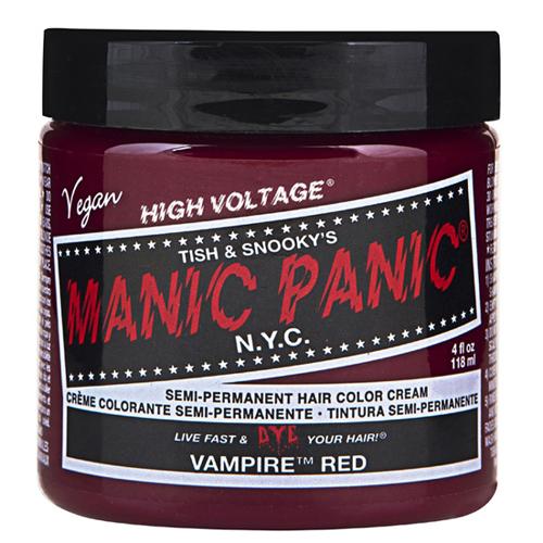 High Voltage Classic Cream Formula Vampire Red Hair Color