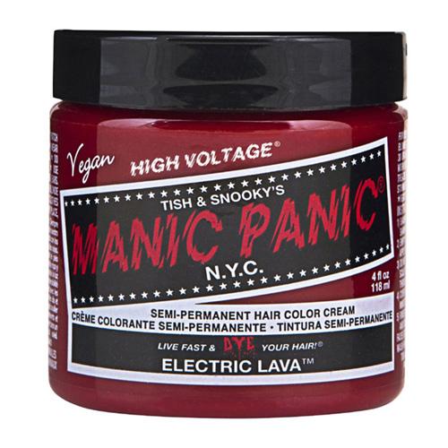 High Voltage Classic Cream Formula Electric Lava Hair Color