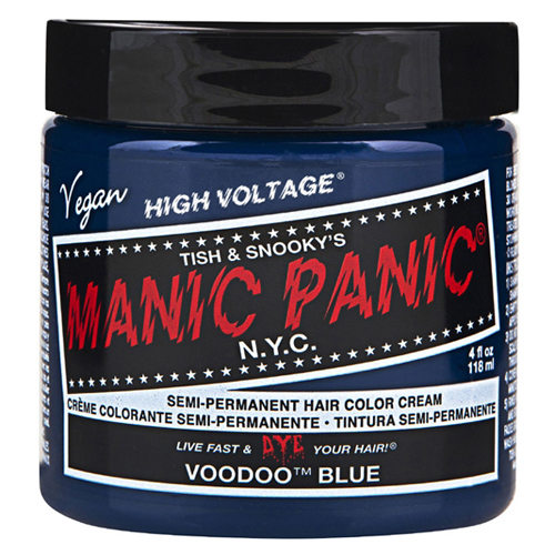 Classic Cream Formula Voodoo Blue Hair Color