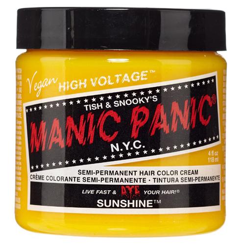 High Voltage Classic Cream Formula Sunshine Hair Color