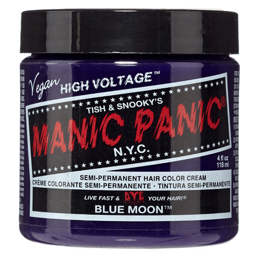 High Voltage Classic Cream Formula Blue Moon Hair Color