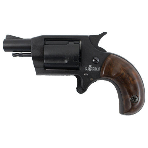 Little Joe Compact Blank Revolver - Black