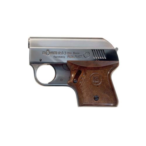 RG 3 Silver Gun