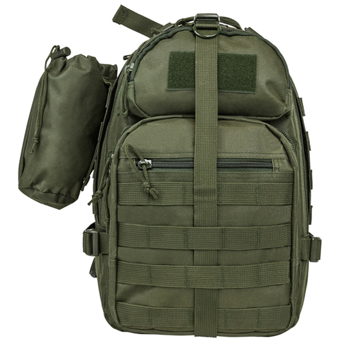 NcStar Green Sling Backpack