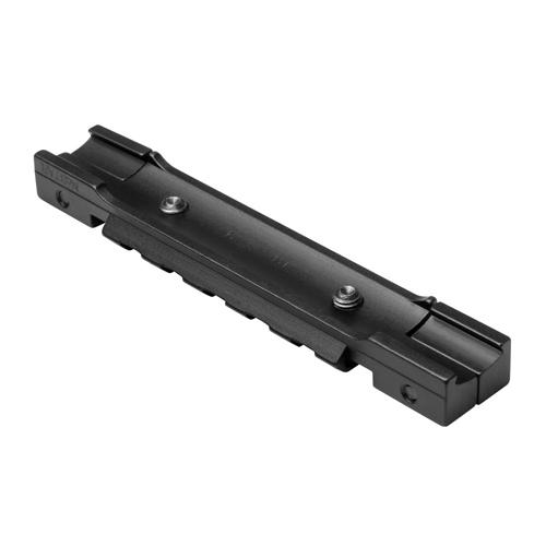 3/8 Dovetail to Picatinny Short Adapter Rail