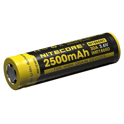 IMR 18650C 2500mAh 30A Vape Battery