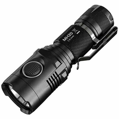 MH20 1000 Lumens Flashlight