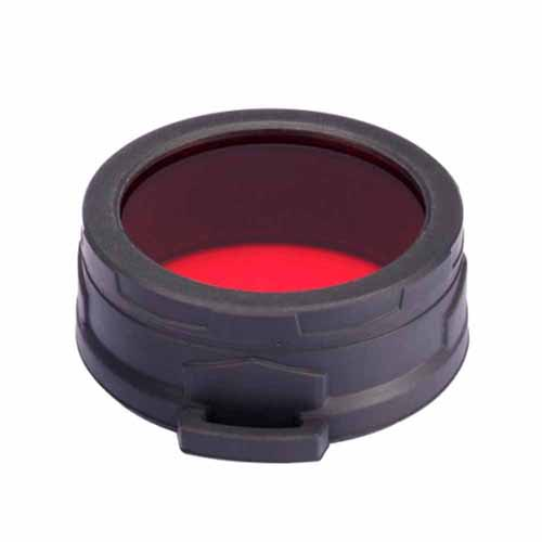 NFR60 Red Diffuser Filter (60mm)