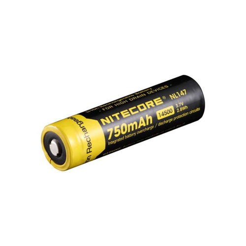 NL147 750mAh 3.7V 2.8Wh Battery
