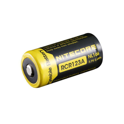 NL166 650mAh 3.7V 2.4Wh Battery