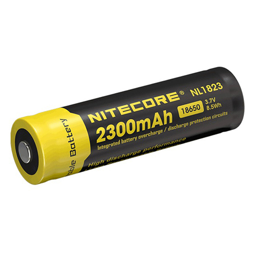 Nitcore 18650 Rechargeable Battery