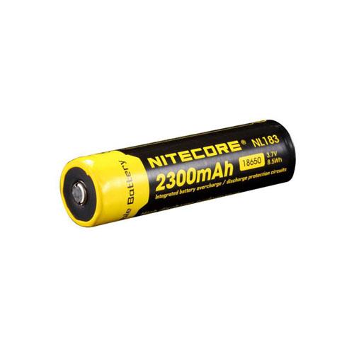 Nitecore NL183 2300mAh 3.7V 8.5Wh Battery