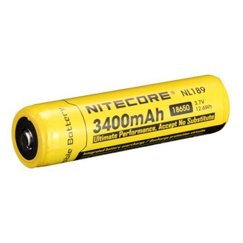 NL189 3400mAh 3.7V 12.6Wh Battery