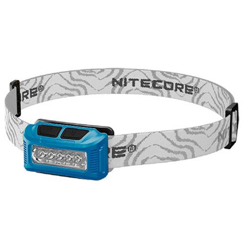 Nitecore NU10 Headlamp - Blue
