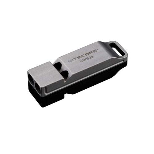 NWS20 Titanium Outdoor Emergency Whistle