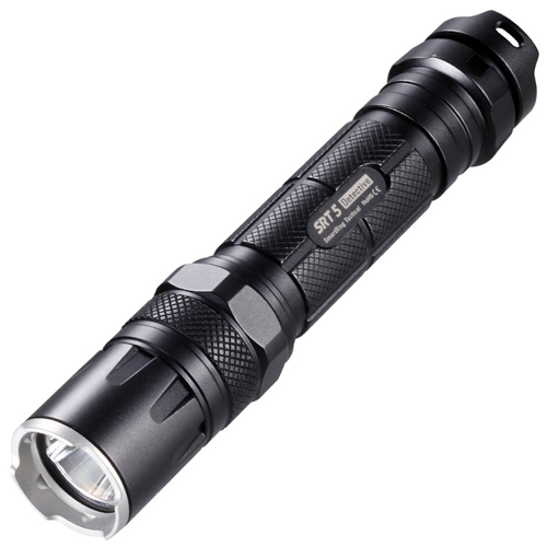Nitecore SRT5 Black 750 Lumens Flashlight