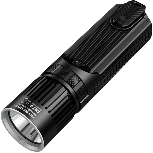 SRT9 2150 Lumens Tactical Flashlight