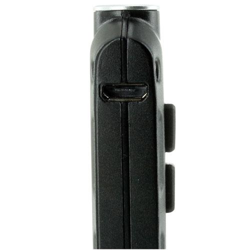 Nitecore Tip 360 Lumen Keychain Flashlight - Black