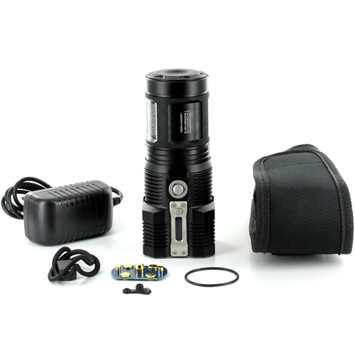 TM28 6000 Lumen Flashlight