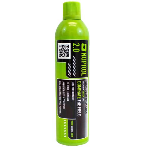 High Performance Premium Green Gas - 10.5 oz.