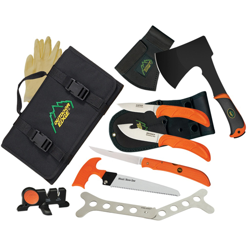 The Outfitter Knife And Tools Set