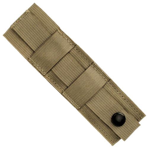 OKC Model 4 - 499 Tan Strap Cutter with Sheath
