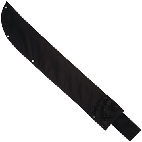 18 Inch Black Machete Sheath