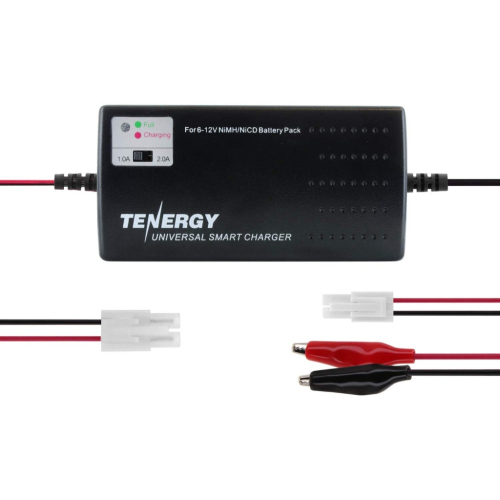 Universal Smart Charger for NiMH And NiCD Batteries