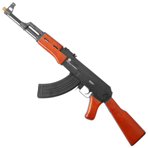 Kalashnikov AK-47 Full Metal/Real Wood AEG Rifle