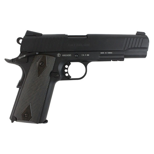 1911 Blowback Airsoft Pistol - Black
