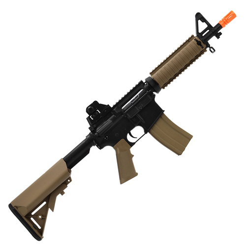 M4 CQB-R Airsoft AEG Rifle - Tan