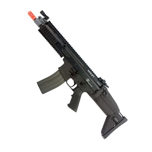 FN SCAR-L CQB Black Assault Rifle
