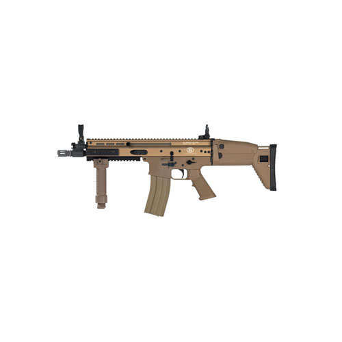 FN SCAR-L CQB AEG Tan Assault Rifle