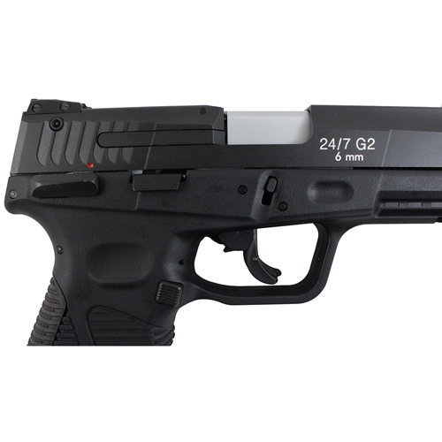 Taurus PT24/7 G2 CO2 Blowback Airsoft Pistol - Black
