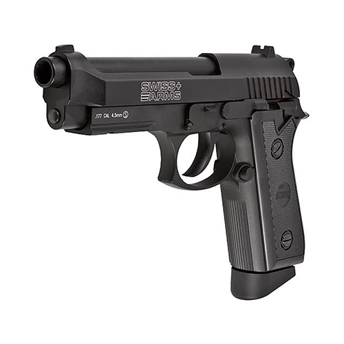 Swiss Arms P92 Semi Auto CO2 .177 Cal. Steel BB Pistol