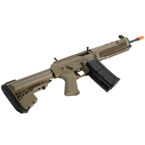 Sig Sauer 556 Airsoft Assault Rifle Tan