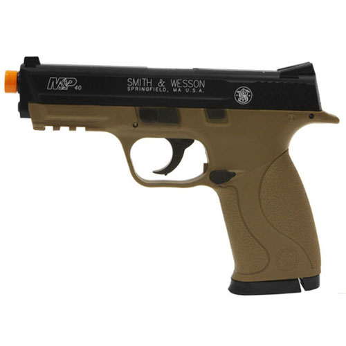 Smith & Wesson M & P Dark Earth HPA Airsoft Gun