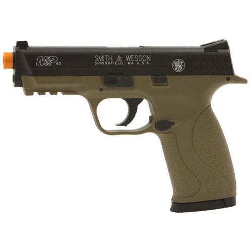 Smith & Wesson M & P Dark Earth Airsoft Gun