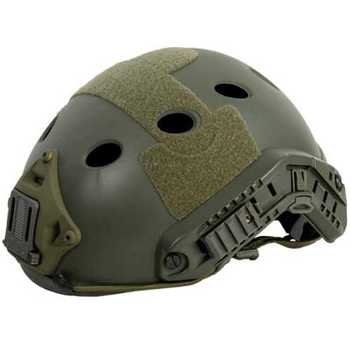 Cybergun AMP Core PJ Helmet - Olive Drab