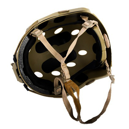 Cybergun AMP Core PJ Helmet - Tan